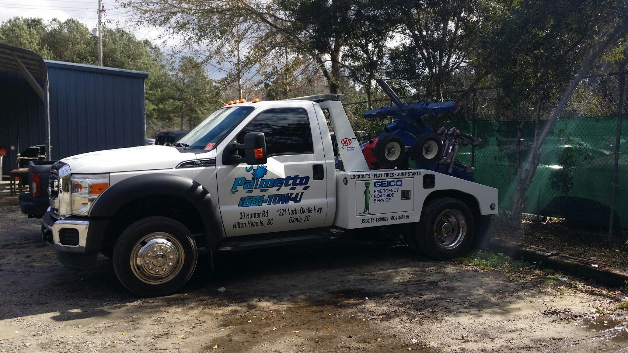 Palmetto Towing and Recovery image 0