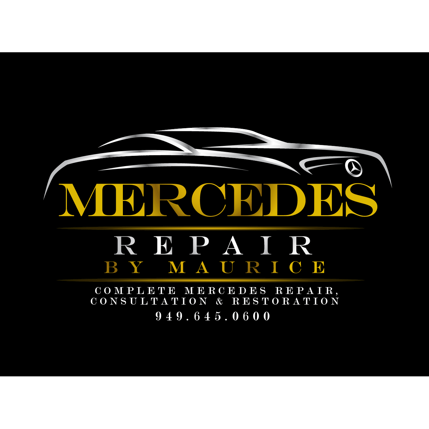 Mercedes Repair by Maurice