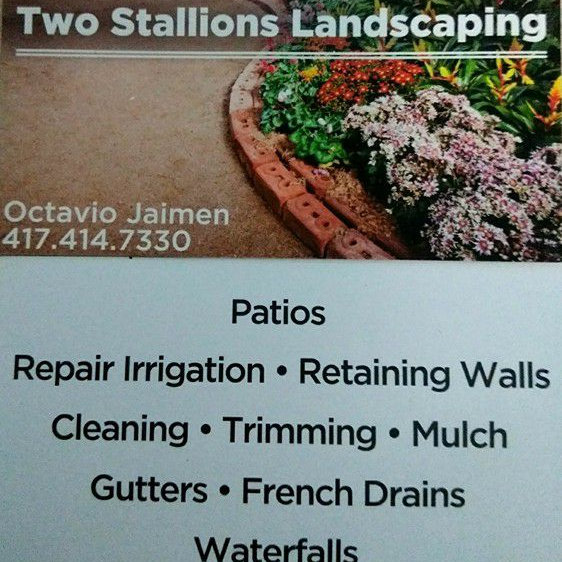 Two Stallions Landscaping