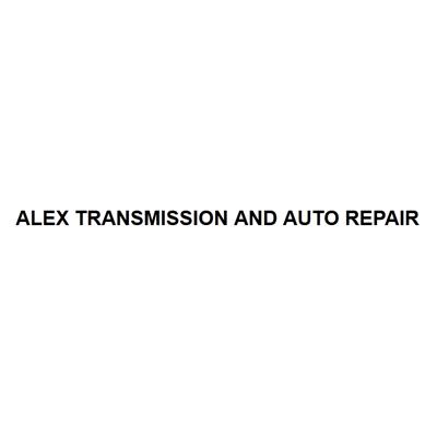 Alex Transmission & Repair Inc