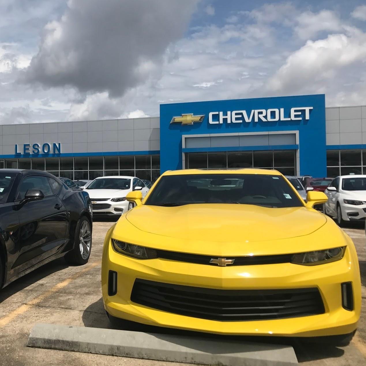 Leson Chevrolet Harvey La Business Directory