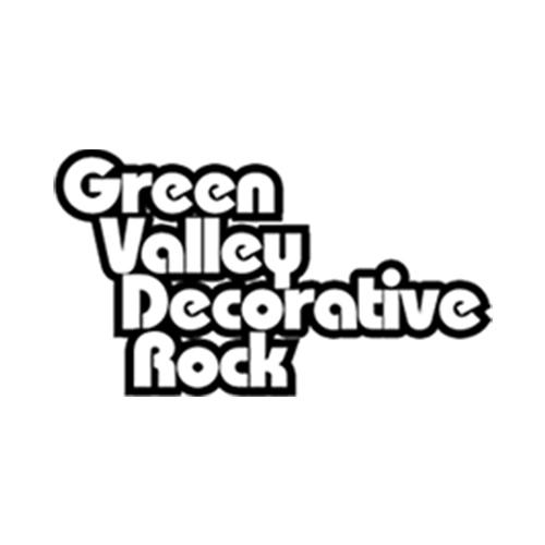 Green Valley Decorative Rock