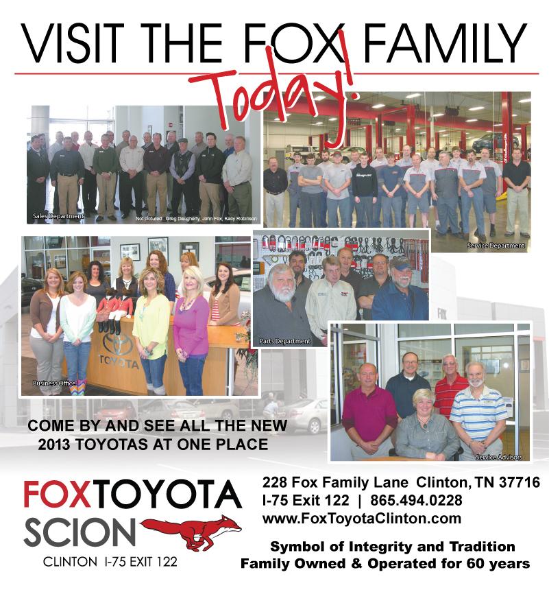 Fox Toyota image 2