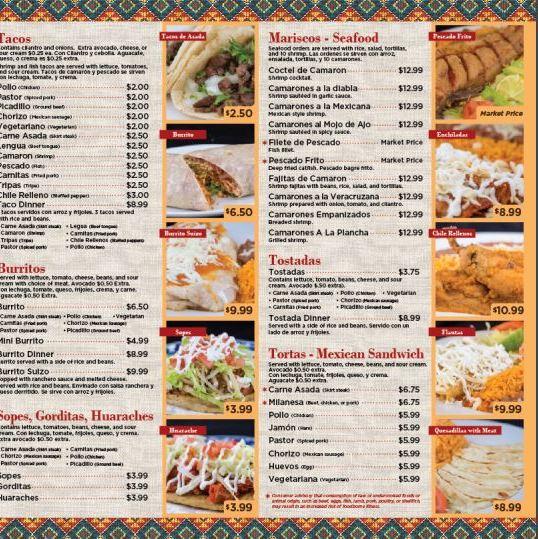 El Tejado Mexican Grill image 3