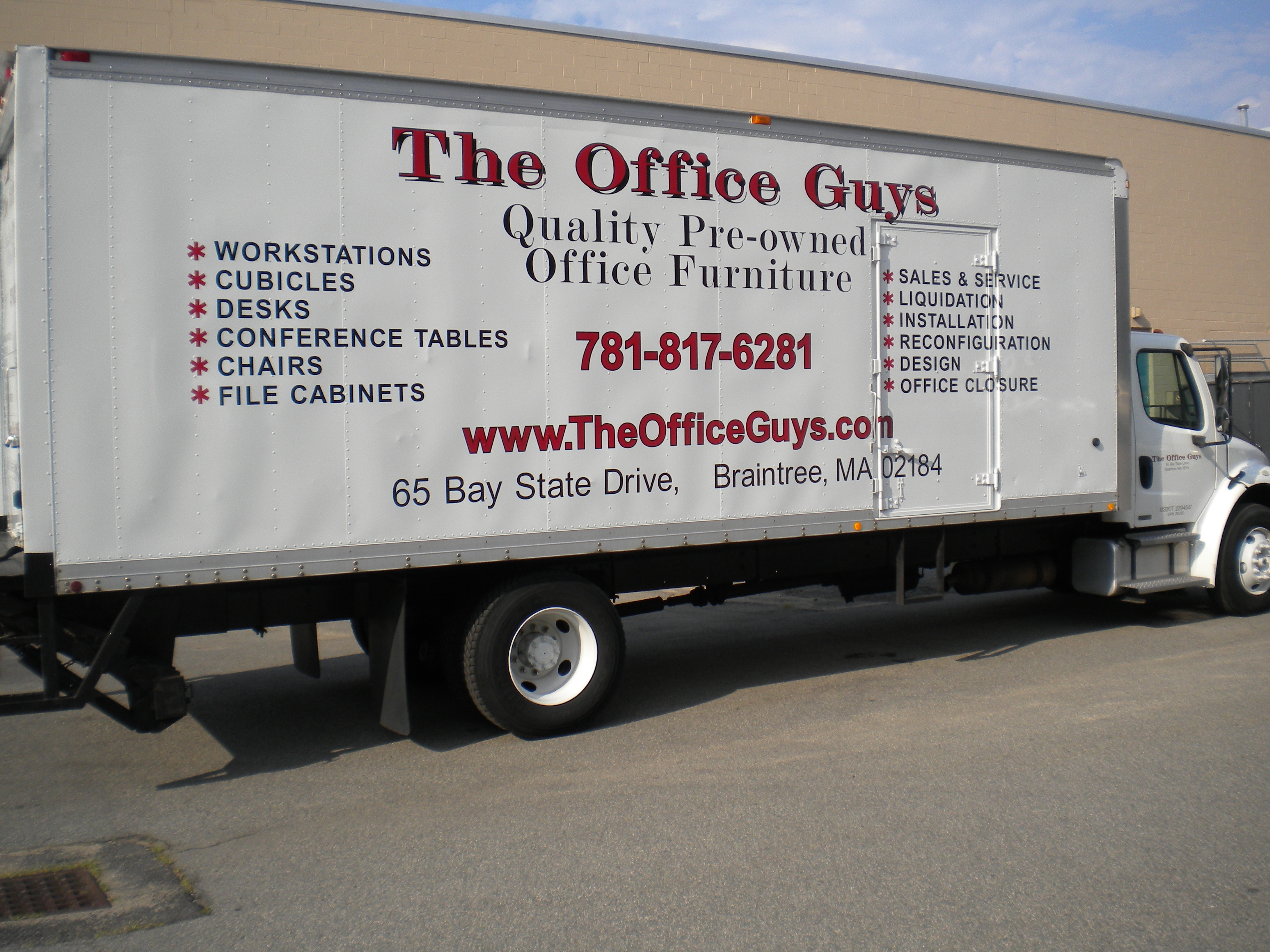 The Office Guys Inc Reviews 65 Bay State Drive