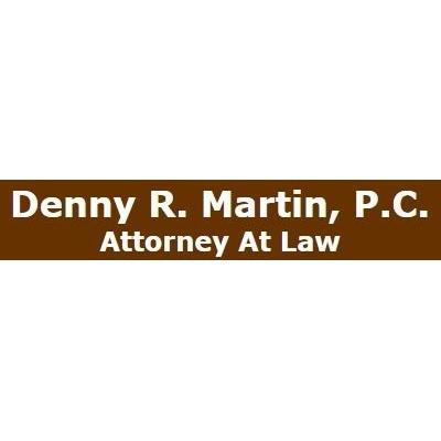 Denny R Martin PC Attorney