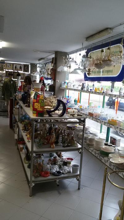 Mercatino c e r s sacco vincenzo centri commerciali e for Grandi magazzini mobili