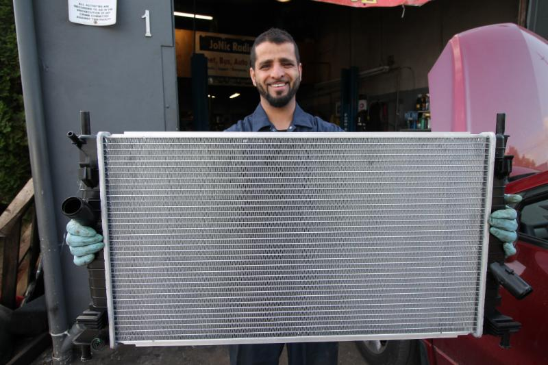 JoNic Radiators in Burnaby