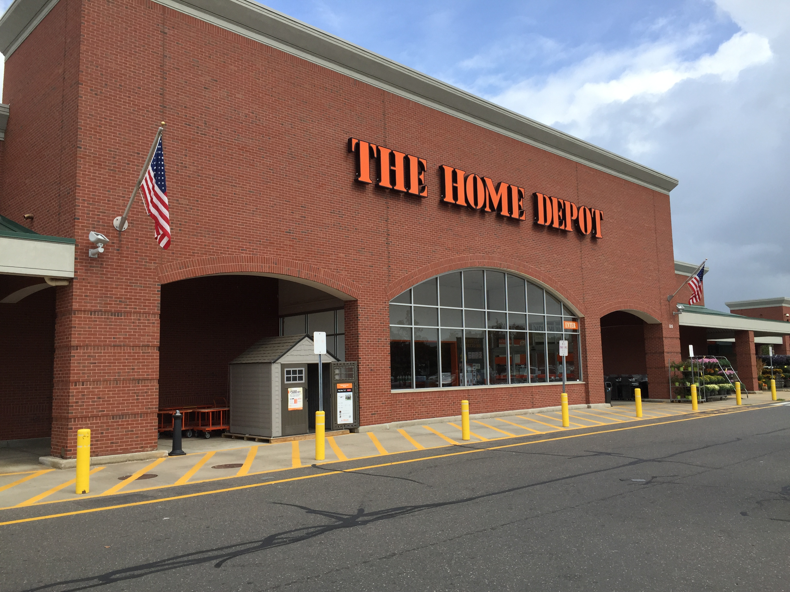 Home depot danbury ct 28 images layout the home depot for Home depot glassdoor