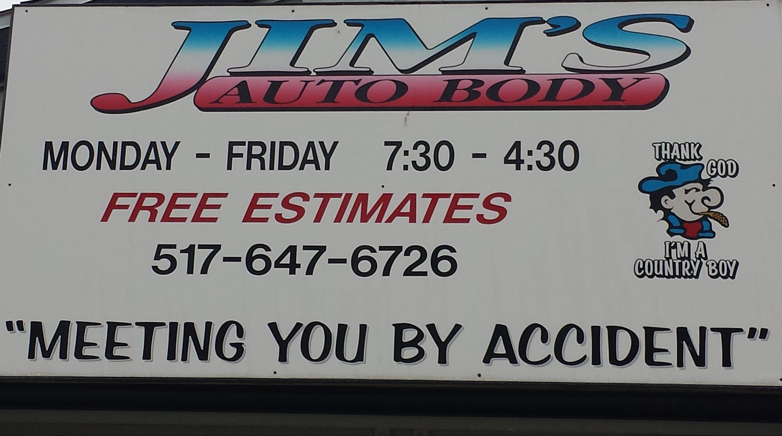 Jim's Auto Body image 0