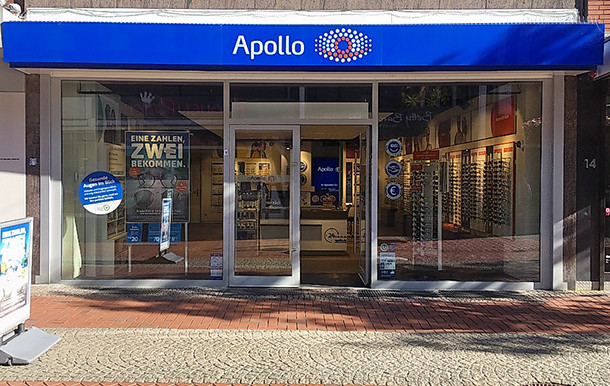 Apollo-Optik, Neustr. 16 in Dinslaken