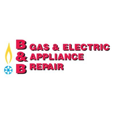B & B Gas & Electric Appliance Repair