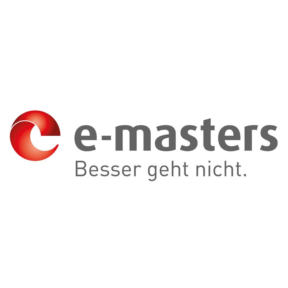 Logo von e-masters GmbH & Co. KG