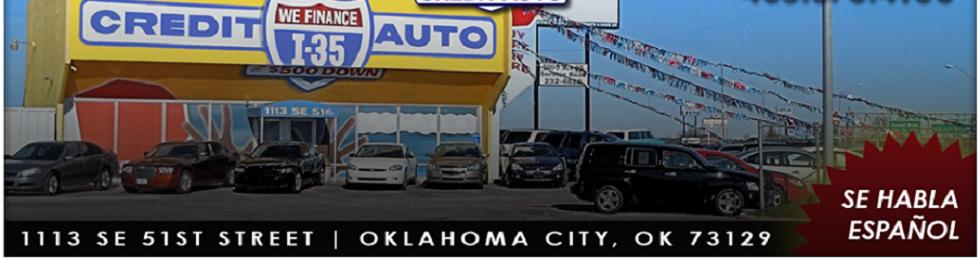 Buy Here Pay Here Okc >> I-35 Credit Auto - Oklahoma City, OK - Company Page