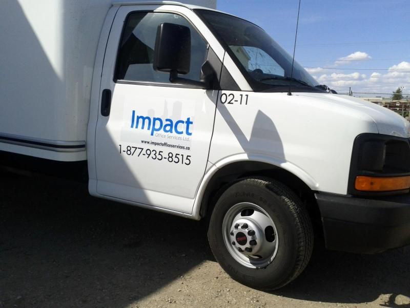 impact office services ltd 17546 105 ave nw edmonton ab