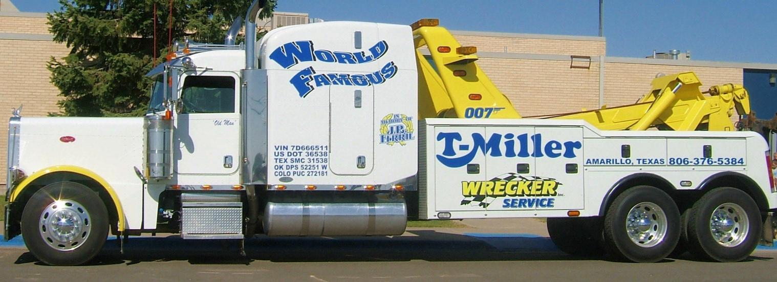 T Miller Wrecker Service image 0