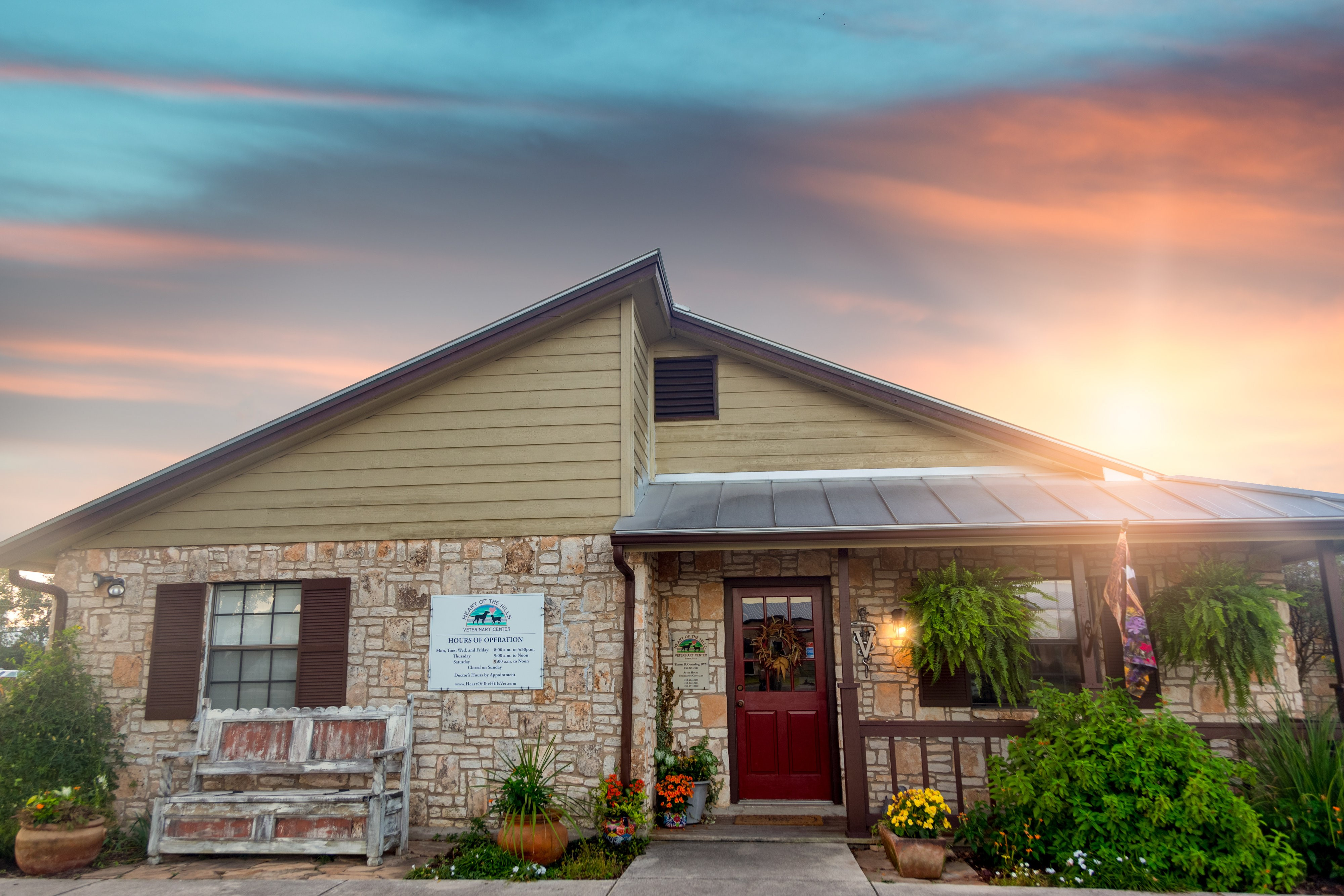 heart of the hills veterinary center in boerne tx   830