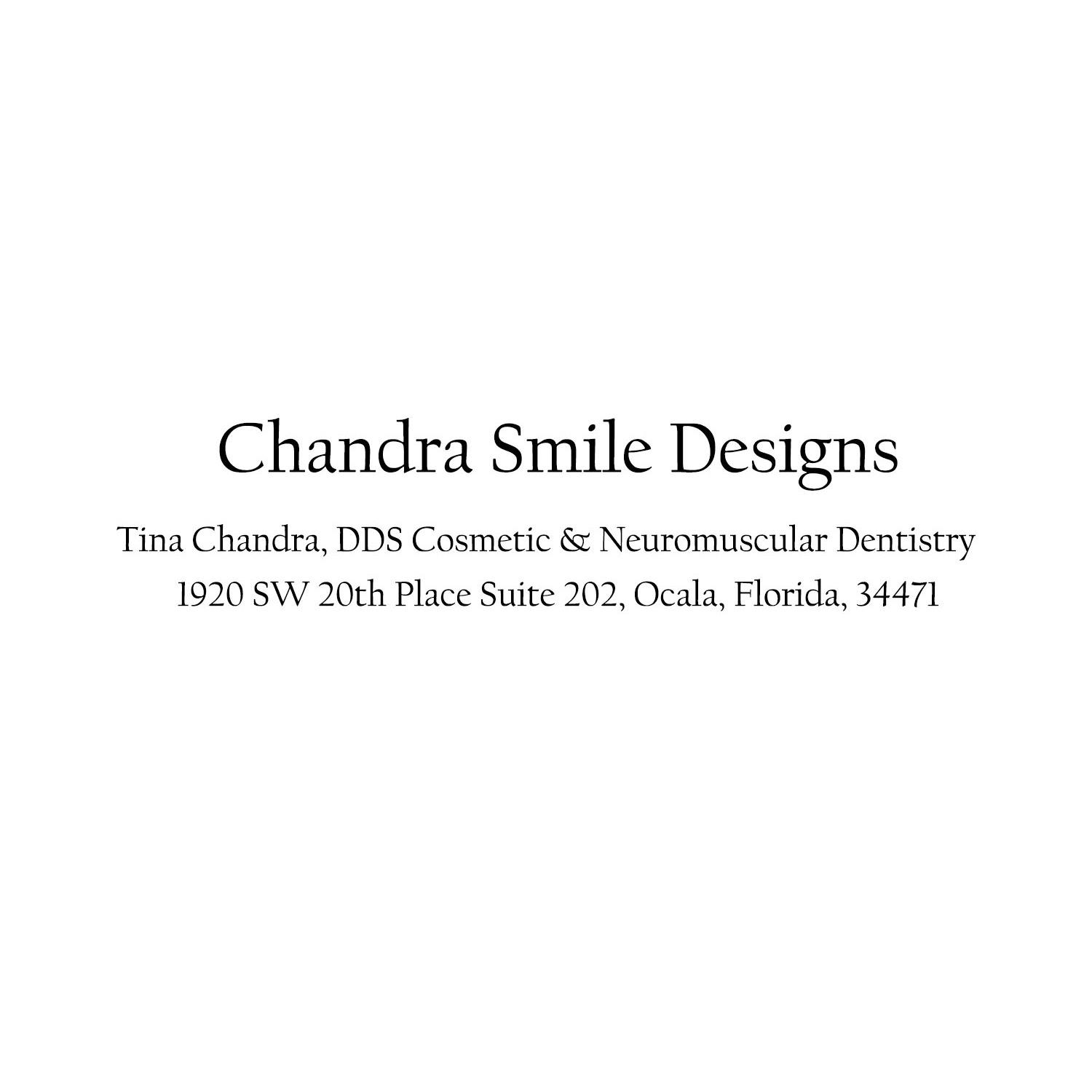 Chandra Smile Designs