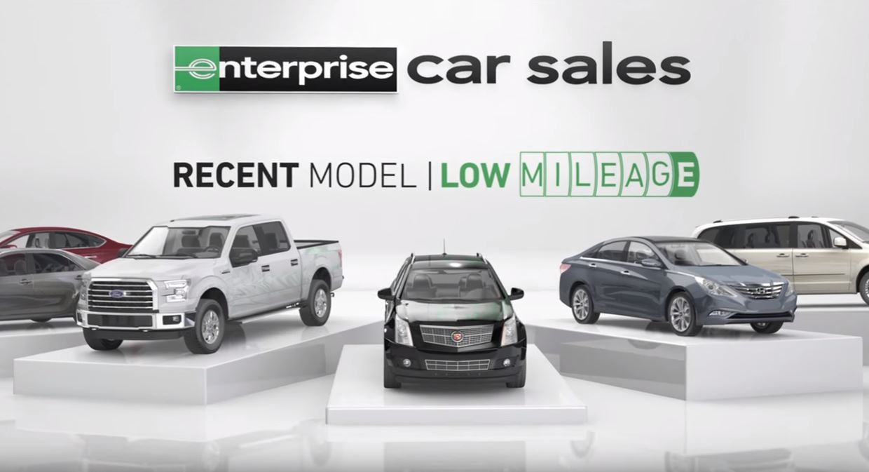 Enterprise Car Sales