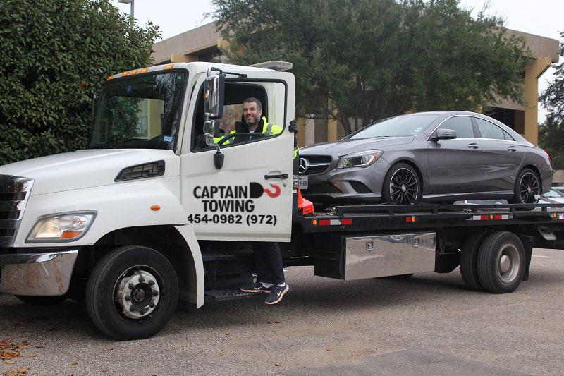 Dallas Towing - Captain Towing image 1