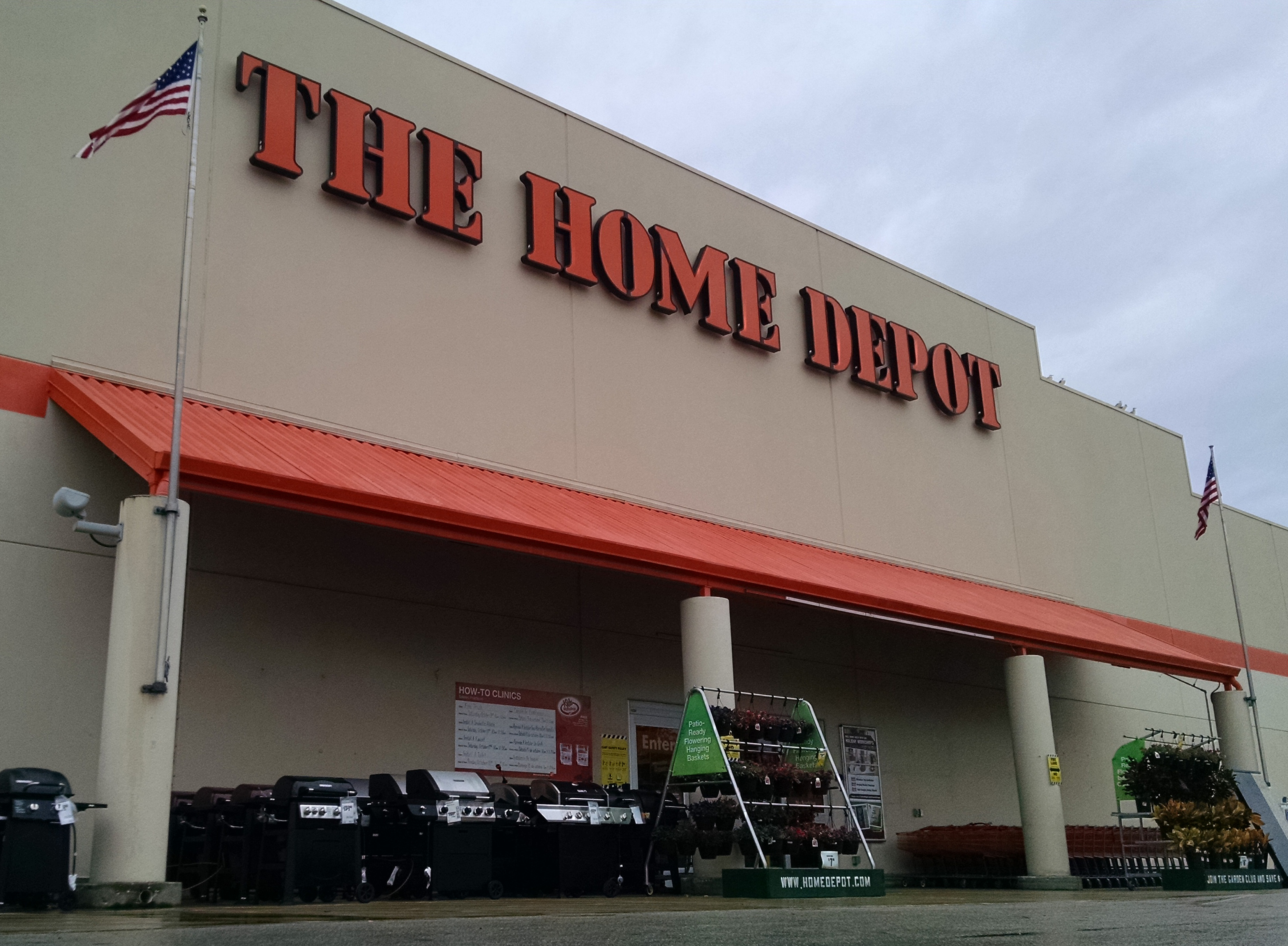 The Home Depot 1315 Us Hwy 19 North Holiday Fl Nurseries