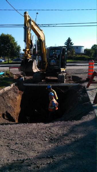 Excavation FY Bellerive Inc