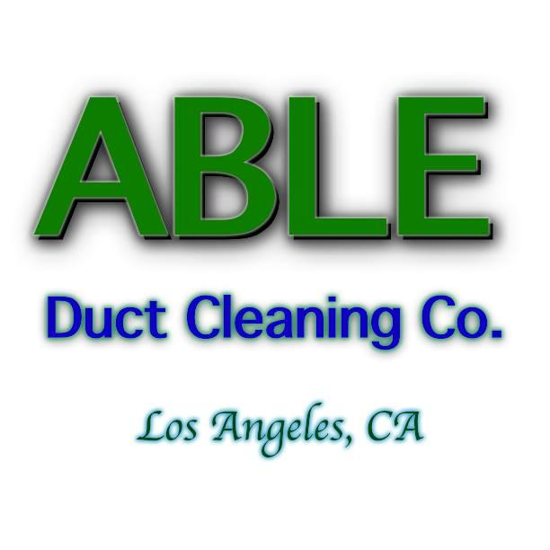 Able Duct Cleaning