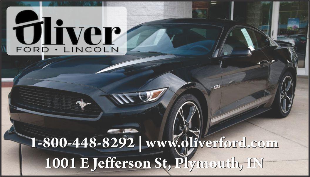 Oliver Ford Lincoln image 1