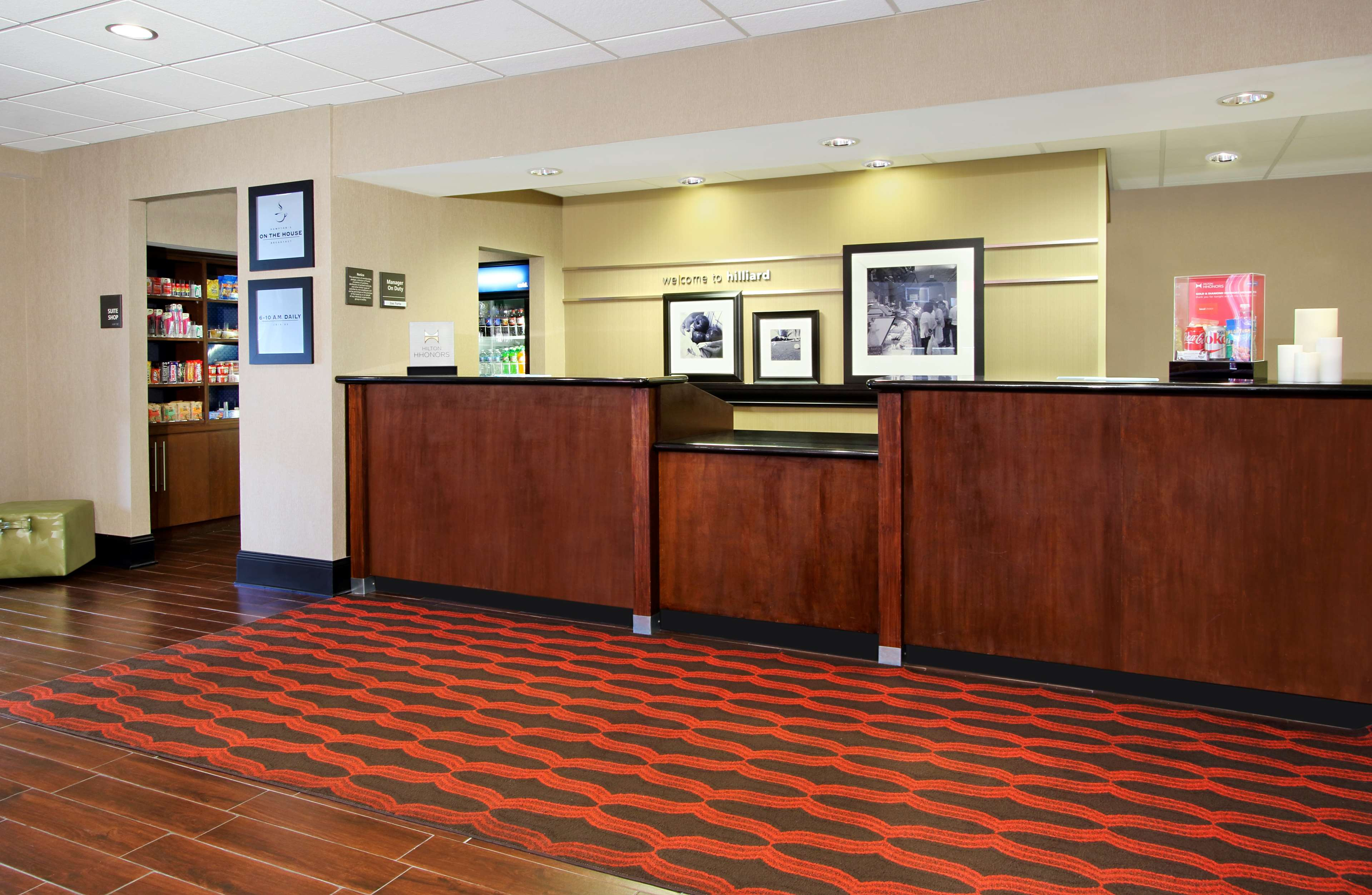 Hampton Inn & Suites Columbus Hilliard image 1