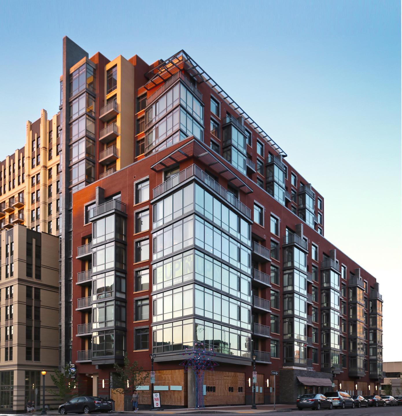 Upton Apartment Homes