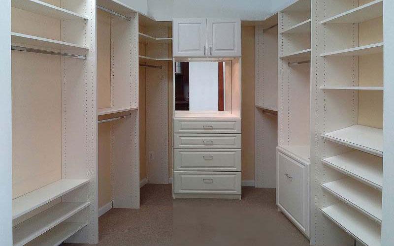 Comfort Closets Organizers