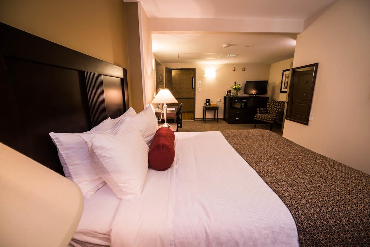 Best Western Plus Baker Street Inn & Convention Centre in Nelson: Mobility Accessible Guest Room
