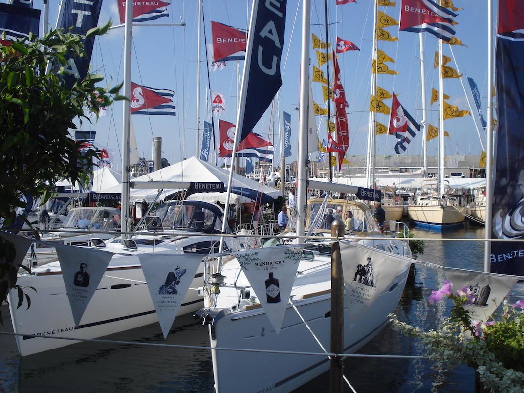 Newport International Boat Show image 4