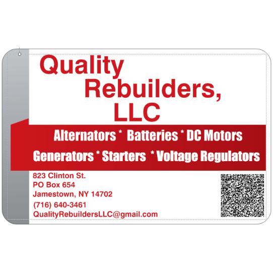 Quality Rebuilders Auto Parts