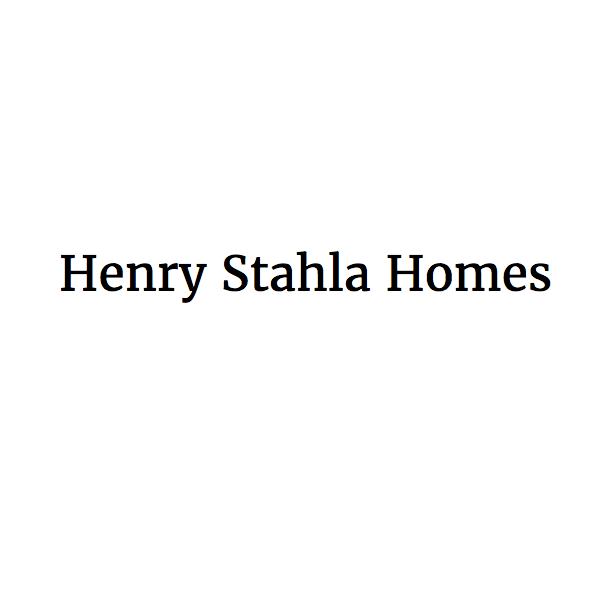 Henry Stahla Homes