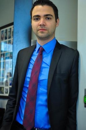 Michael Marcer, Senior Partner