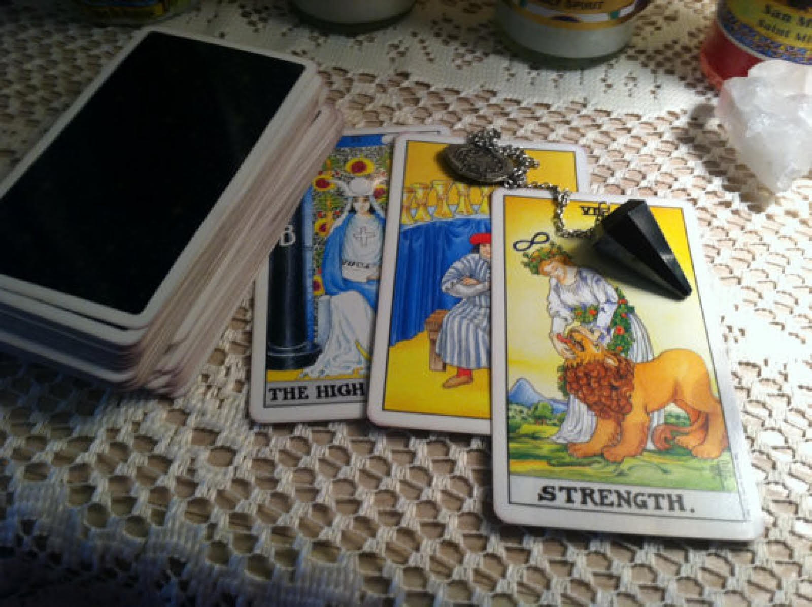 The Tarot Witchery image 7