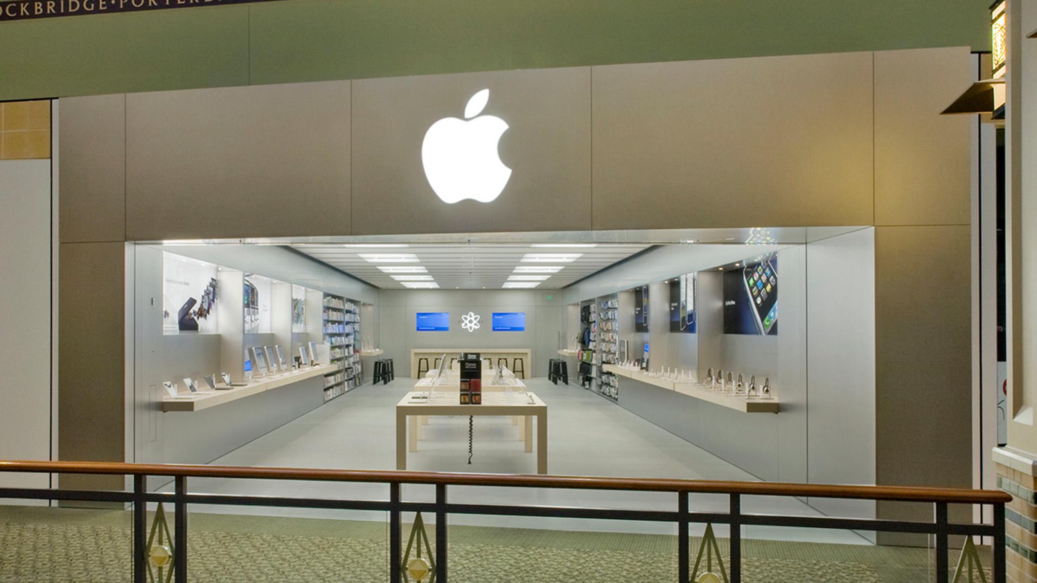Apple Mall of Georgia 3333 Buford Drive Buford GA Electronic