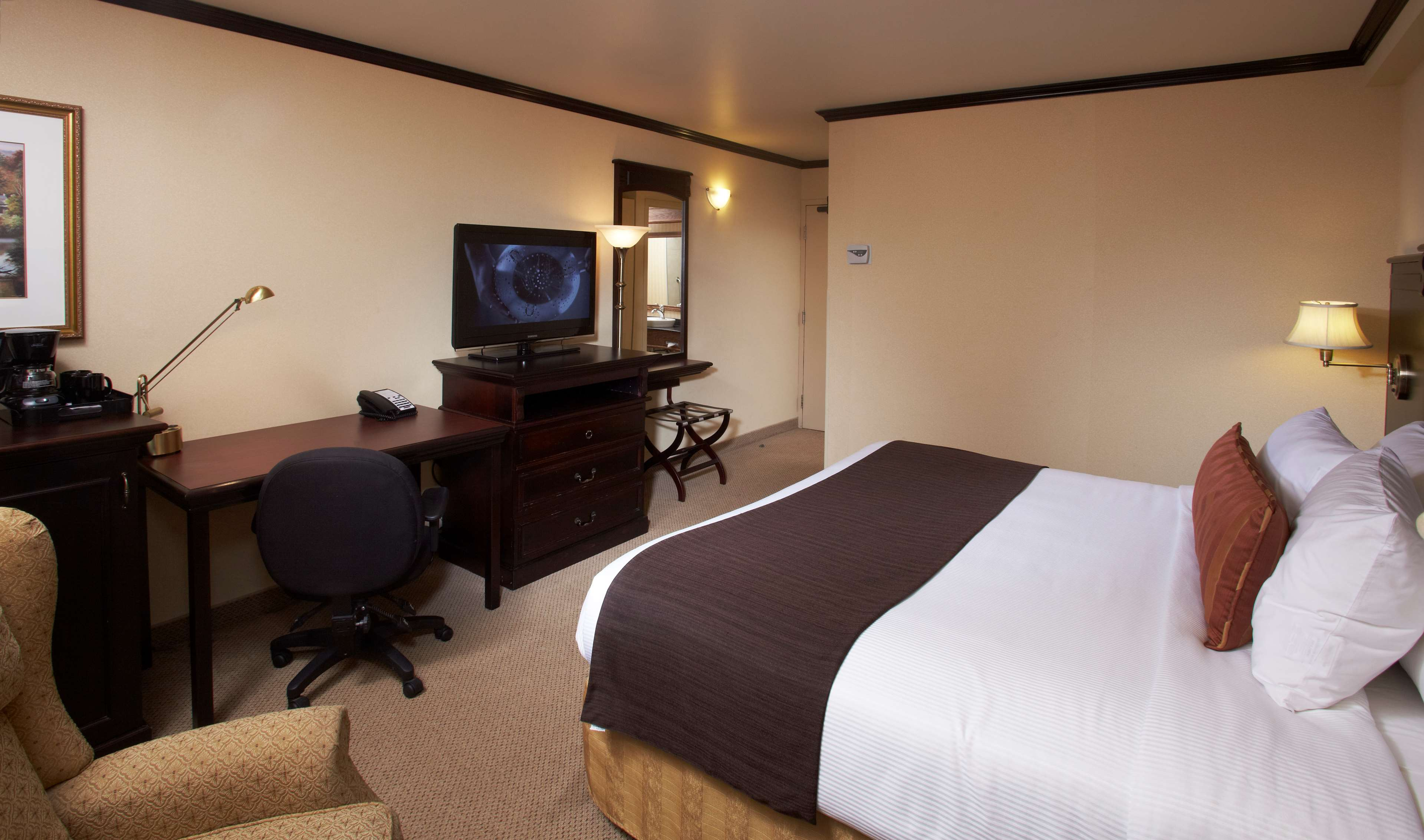Best Western Plus City Centre/Centre-Ville à Quebec: Traditional King Guest Room