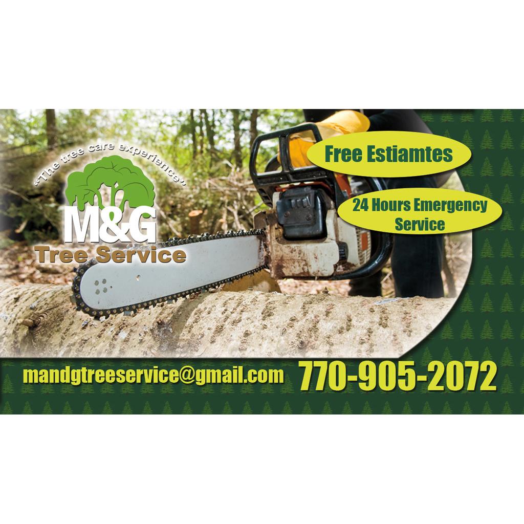 MandG Tree Service