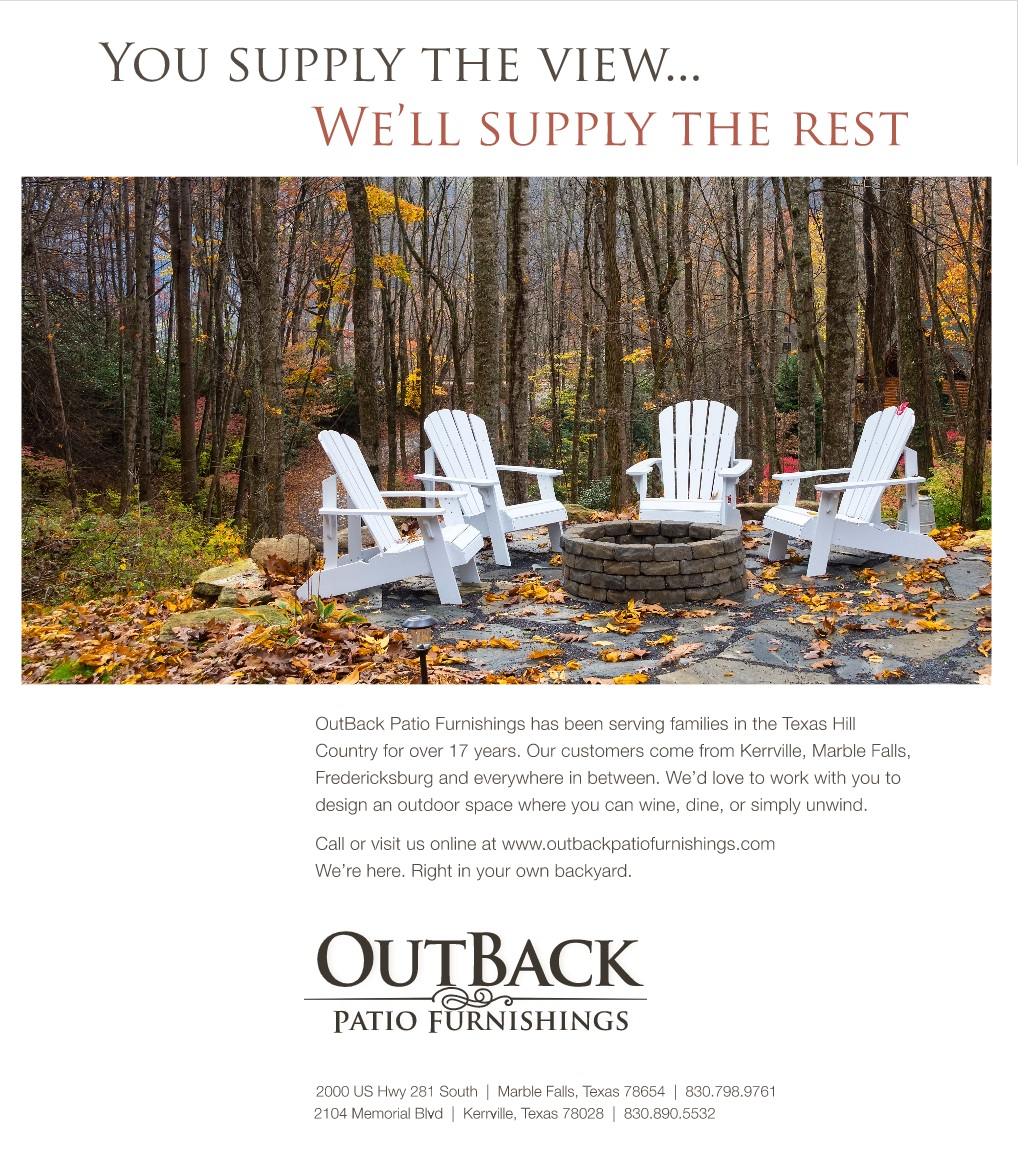 OutBack Patio Furnishings - Marble Falls image 3