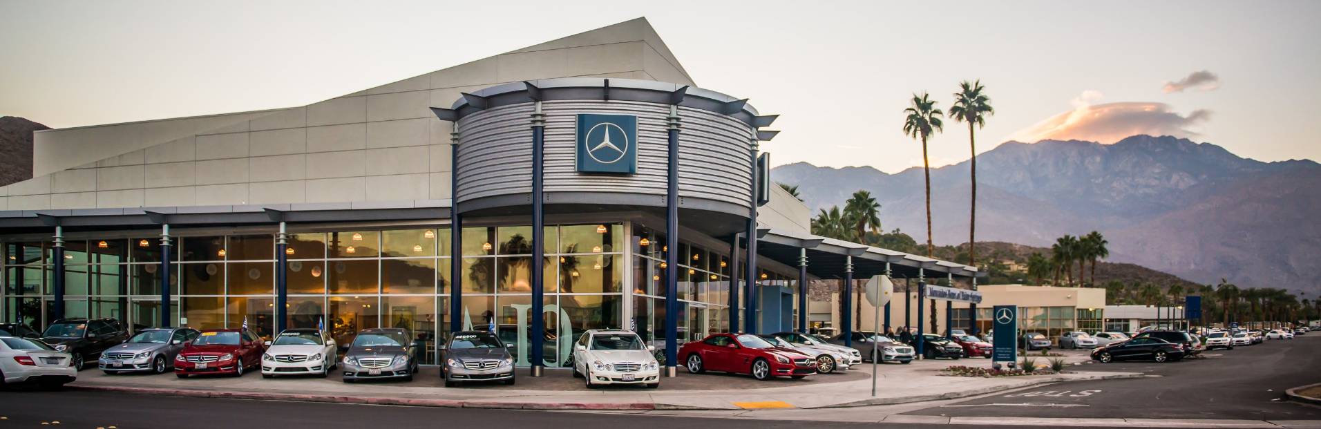 Mercedes-Benz of Palm Springs image 0