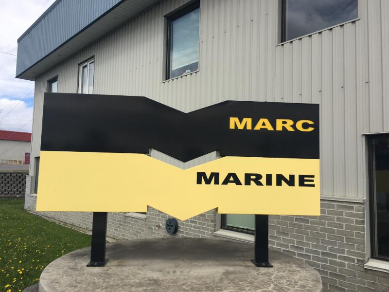 Soudure Marc Marine Welding