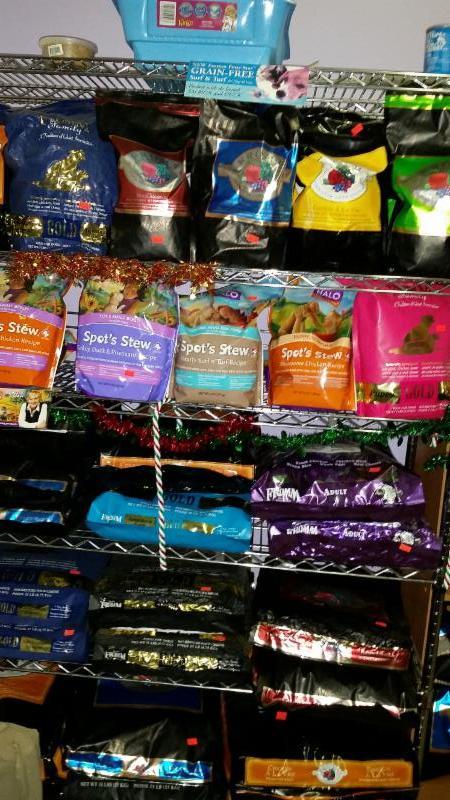 Compagnons Quatre Pattes à Gatineau: Pet food Fromm Halo