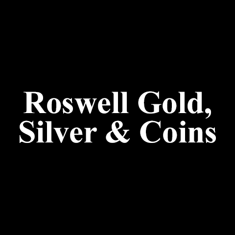 Roswell Gold, Silver & Coins