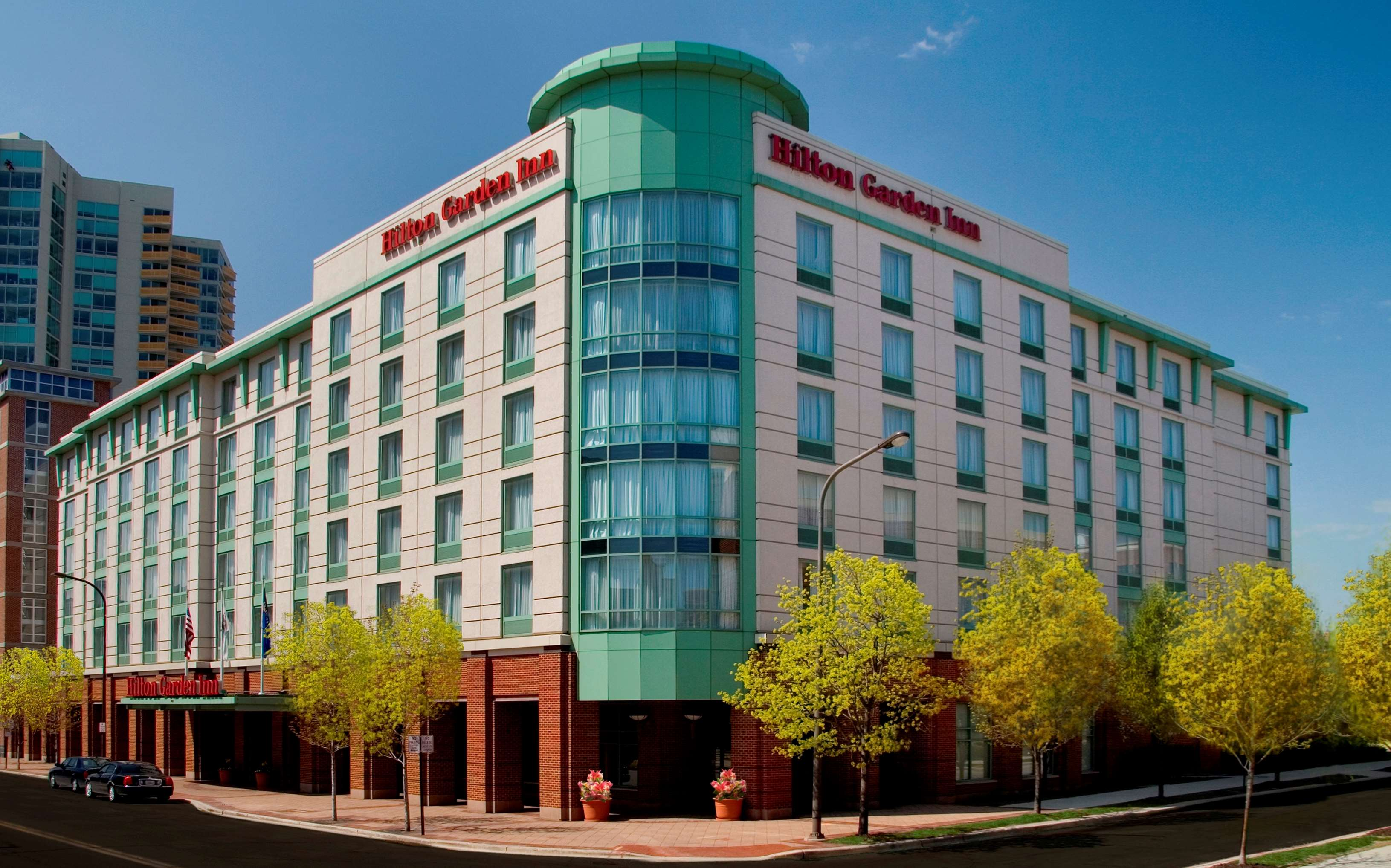 Hilton garden inn chicago north shore evanston 1818 maple - Hilton garden inn grand ave chicago ...