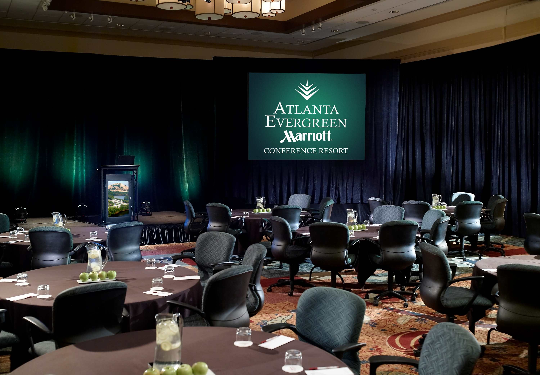 Atlanta Evergreen Marriott Conference Resort image 9