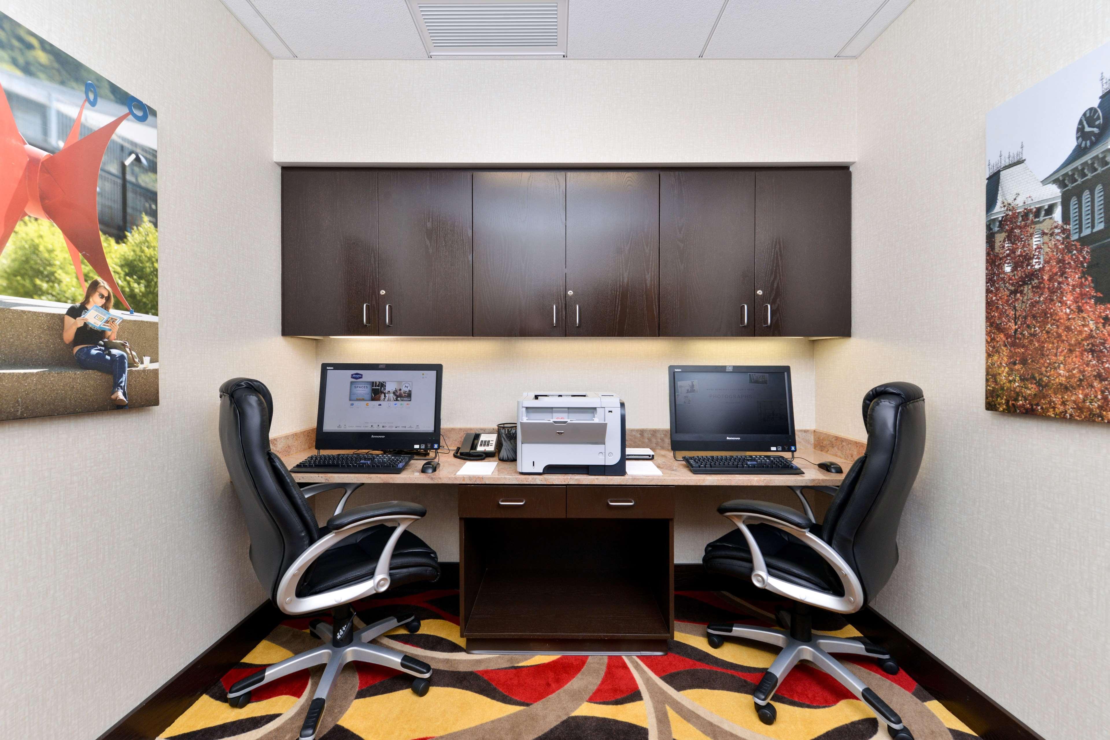 Hampton Inn & Suites California University-Pittsburgh image 31