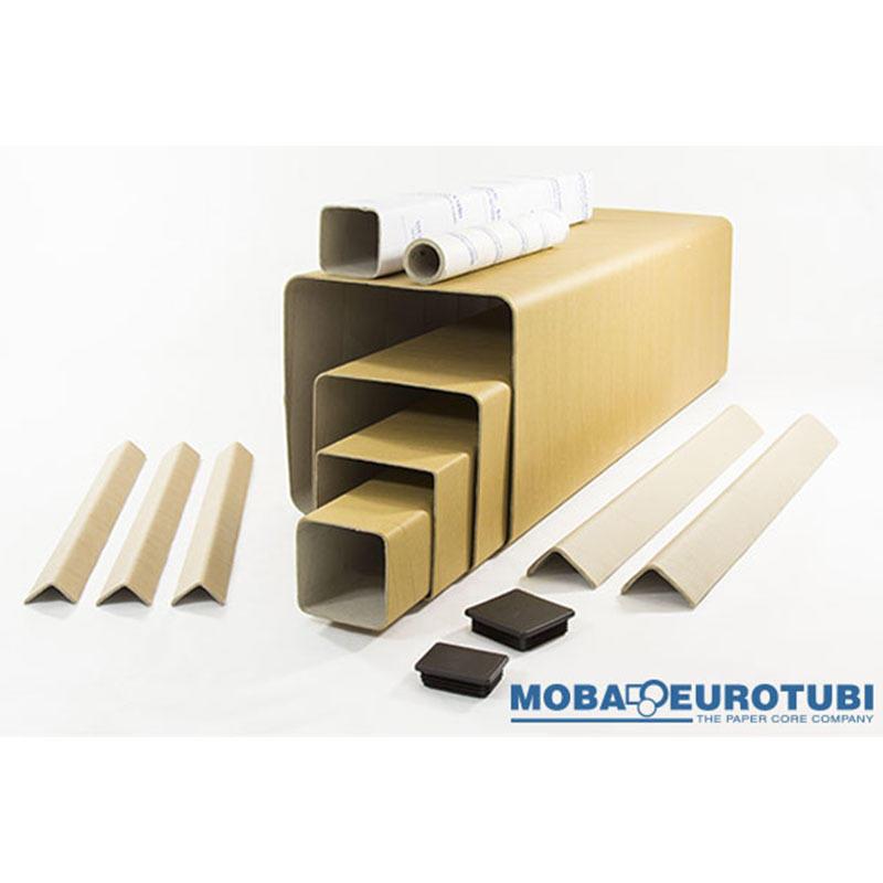 Fabbricazione e forniture industriali a montorfano for Tubi cartone