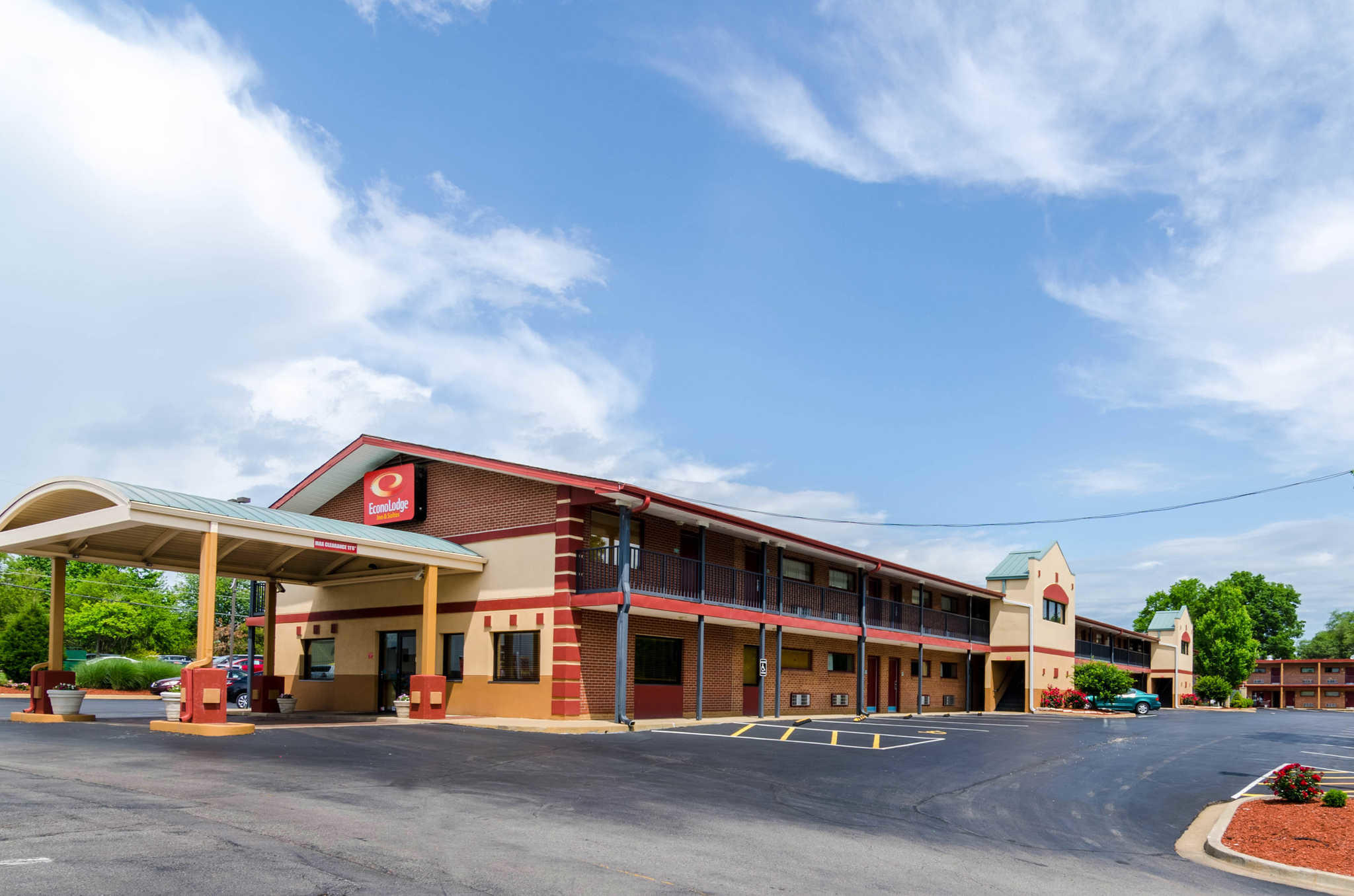 Econo Lodge  Inn & Suites I-35 at Shawnee Mission image 2